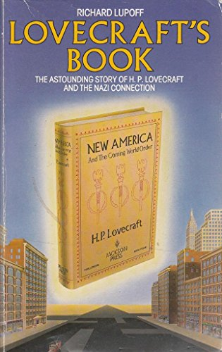 Lovecraft's Book By Richard A. Lupoff
