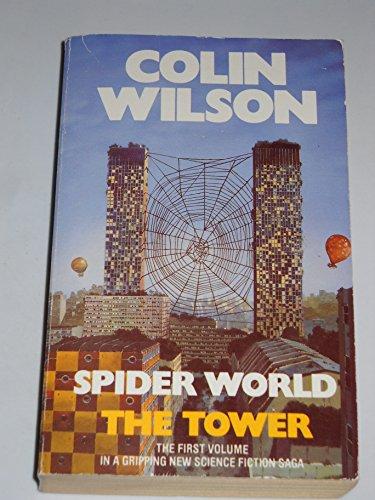 Spider World By Colin Wilson