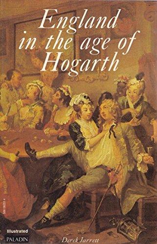 England in the Age of Hogarth By Derek Jarrett