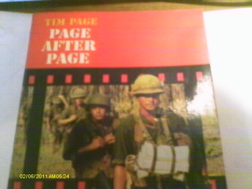 Page After Page By Tim Page