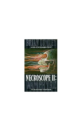 Wamphyri! (Necroscope, Book 2) By Brian Lumley
