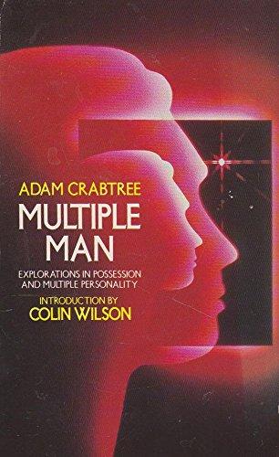 Multiple Man By Adam Crabtree