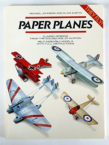 Paper Planes By Michael Johnson
