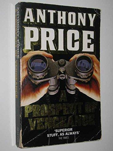 A Prospect of Vengeance By Anthony Price