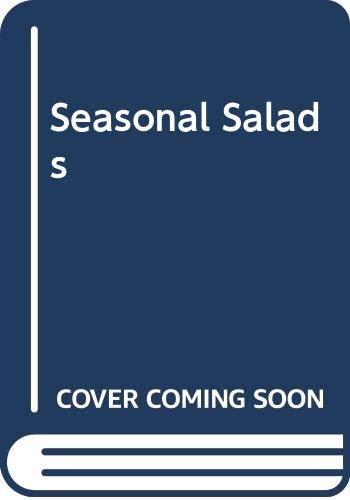 Seasonal Salads By David Scott