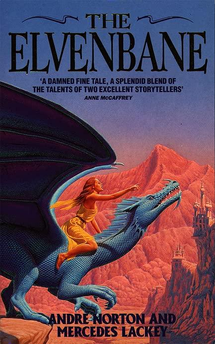 The Elvenbane By Andre Norton
