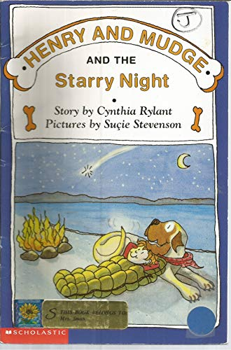 Henry and Mudge and the Starry Night: The Seventeenth Book of Their Adventures By Cynthia Rylant