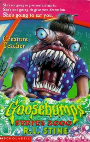 Creature Teacher By R. L. Stine