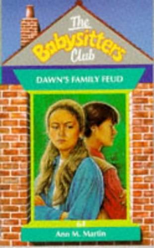 Dawn's Family Feud By Ann M. Martin
