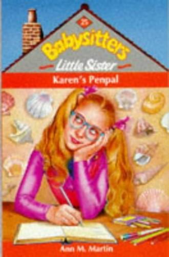 Karen's Penpal By Ann M. Martin