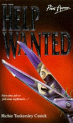 Help Wanted By Richie Tankersley Cusick