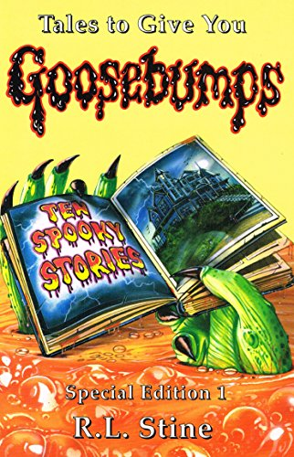 Tales to Give You Goosebumps By R. L. Stine