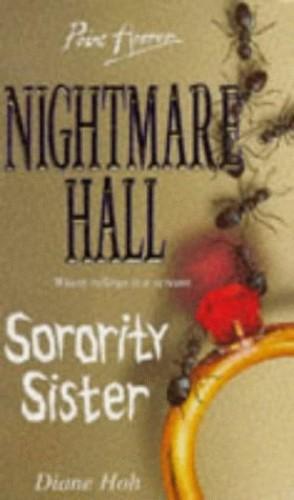 Sorority Sister By Diane Hoh