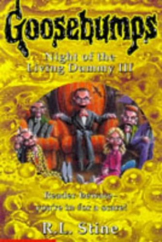 Night of the Living Dummy III by R. L. Stine