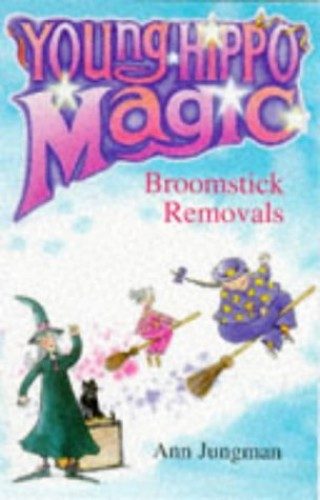 Broomstick Removals By Ann Jungman