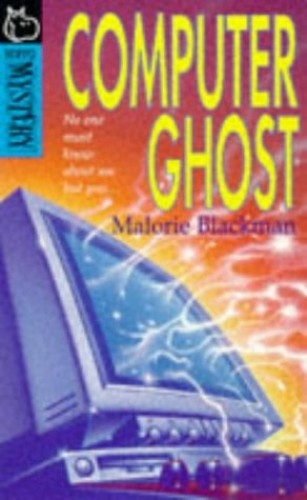 The Computer Ghost By Malorie Blackman