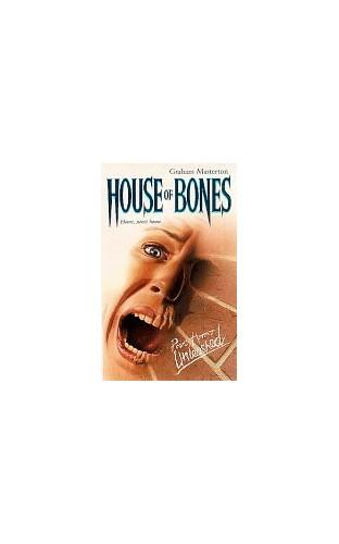 House of Bones By Graham Masterton