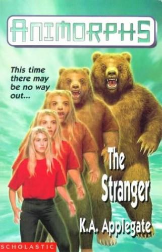 The Stranger By Katherine Applegate
