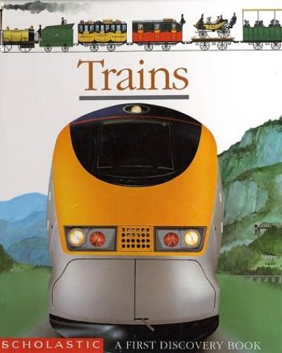 Trains By Wendy Jeunesse Barish