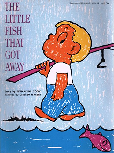 The Little Fish That Got Away By Cook