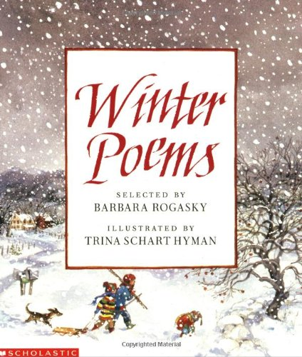 Winter Poems (PB) By Barbara Rogasky