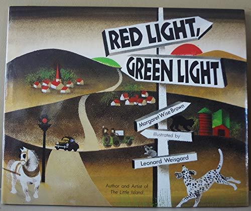 Red Light, Green Light By Margaret Wise Brown