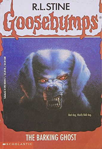 The Barking Ghost By R. L. Stine
