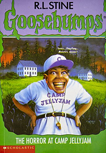 Horror at Camp Jellyjam By R,L Stine