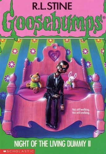 Night of the Living Dummy II By R. L. Stine