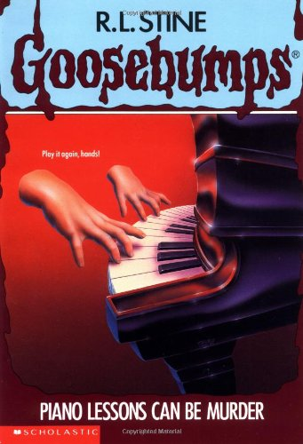 Piano Lessons Can Murder By R. L. Stine