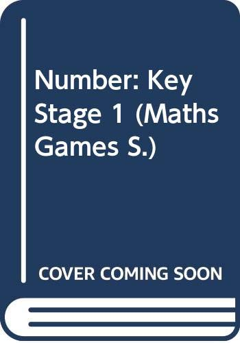 Number: Key Stage 1 (Maths Games) By Joe Santaniello