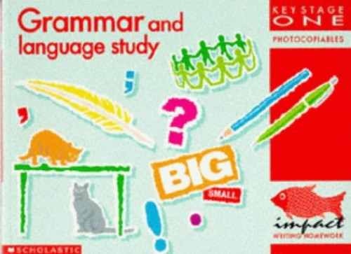 Grammar and Language Study KS1 By IMPACT Project Uni Of N.London