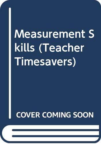 Measurement Skills By Leonie McKinnon
