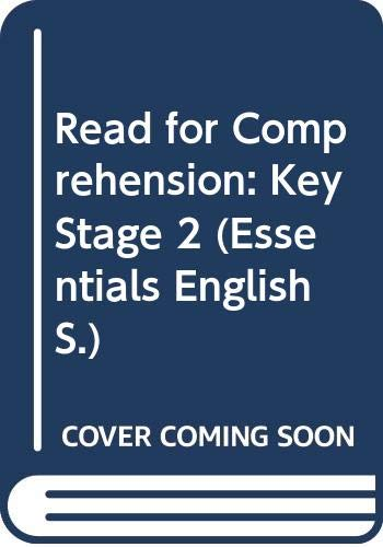 Read for Comprehension By Norma Gaunt