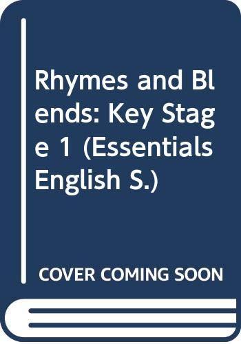 Rhymes and Blends By Dee Reid