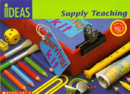Supply Teaching By Alison Vickers