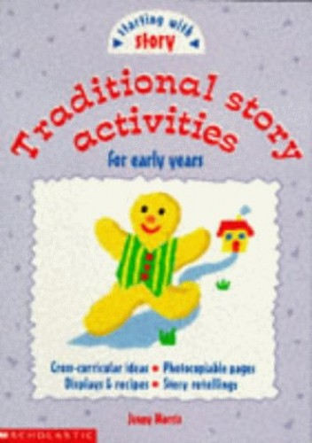 Traditional Story Activities By Jenny Morris