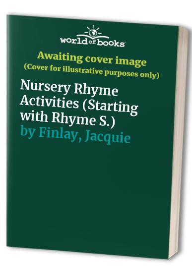 Nursery Rhyme Activities By Therese Finlay