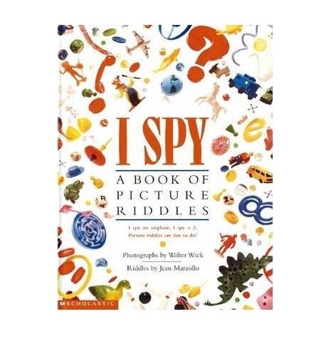 I Spy By Jean Marzollo