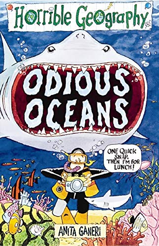 Horrible Geography: Odious Oceans By Anita Ganeri