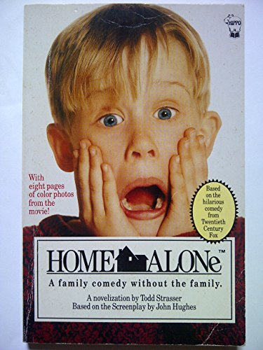 Home Alone By Todd Strasser