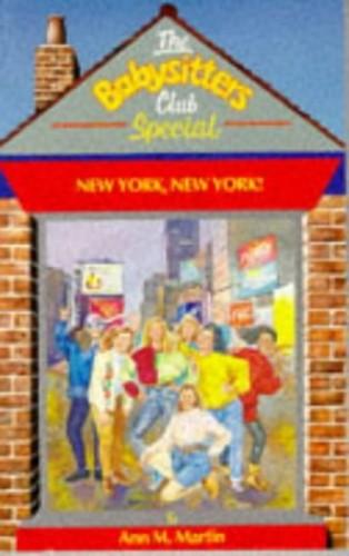 New York, New York By Ann M. Martin