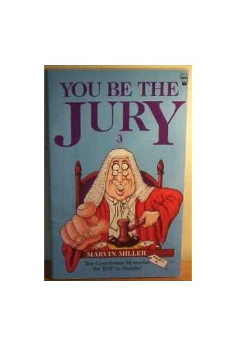 You be the Jury By Marvin Miller