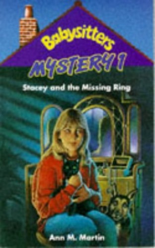 Stacey and the Missing Ring By Ann M. Martin