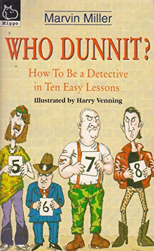 Whodunnit? By Marvin Miller