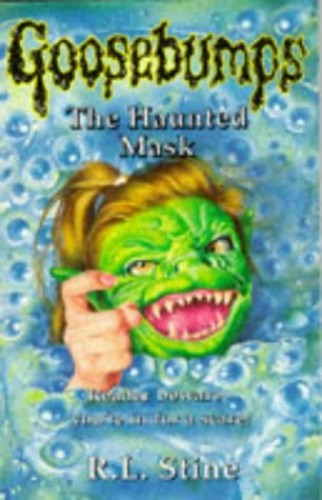 The Haunted Mask By R. L. Stine