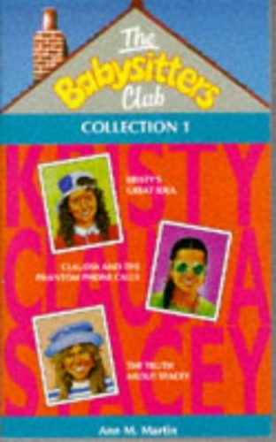 Babysitters Club Collection By Ann M. Martin