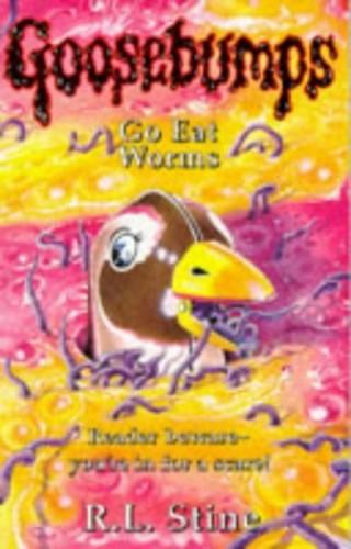Go Eat Worms By R. L. Stine