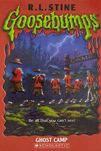 Goosebumps #45 Ghost Camp By R. L. Stine