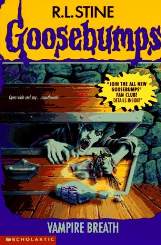 Vampire Breath By R,L Stine